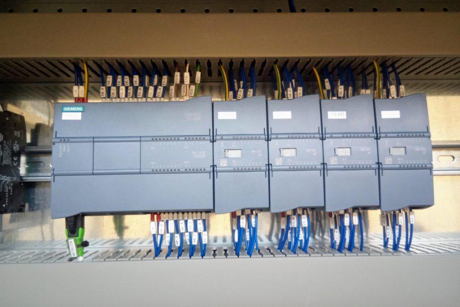 Cablatura PLC